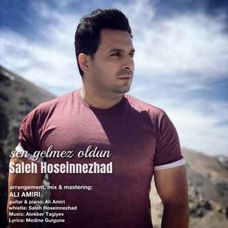 دانلود آهنگ جدید صالح حسین نژاد سن گلمز اولدون