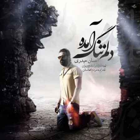 دانلود آهنگ جدید احسان حیدری دلم تنگ آمده